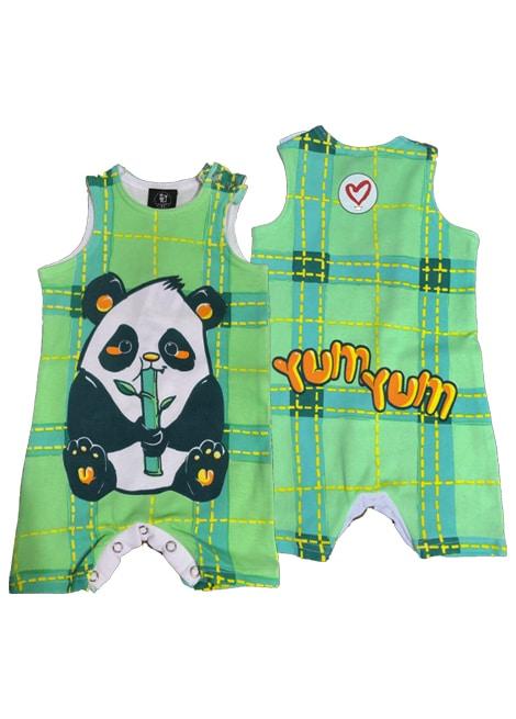 marcel bébé panda