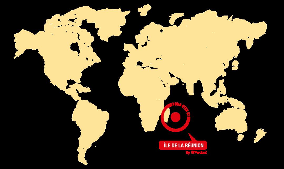 maps monde