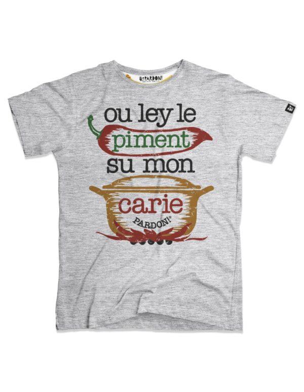 t-shirt homme ou ley piment