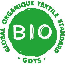 Certification label coton bio